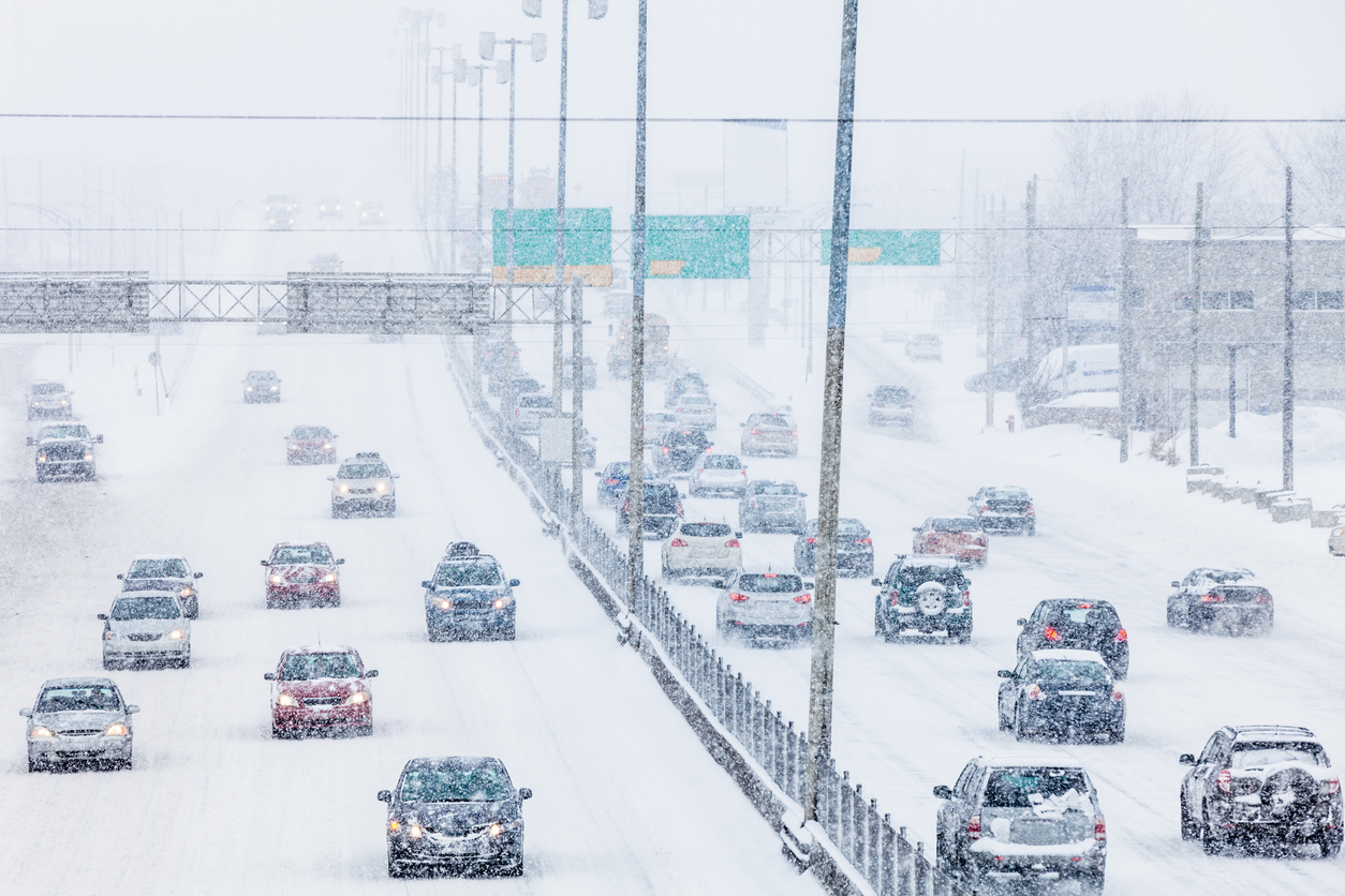 How to Drive Safely in Bad Weather Conditions