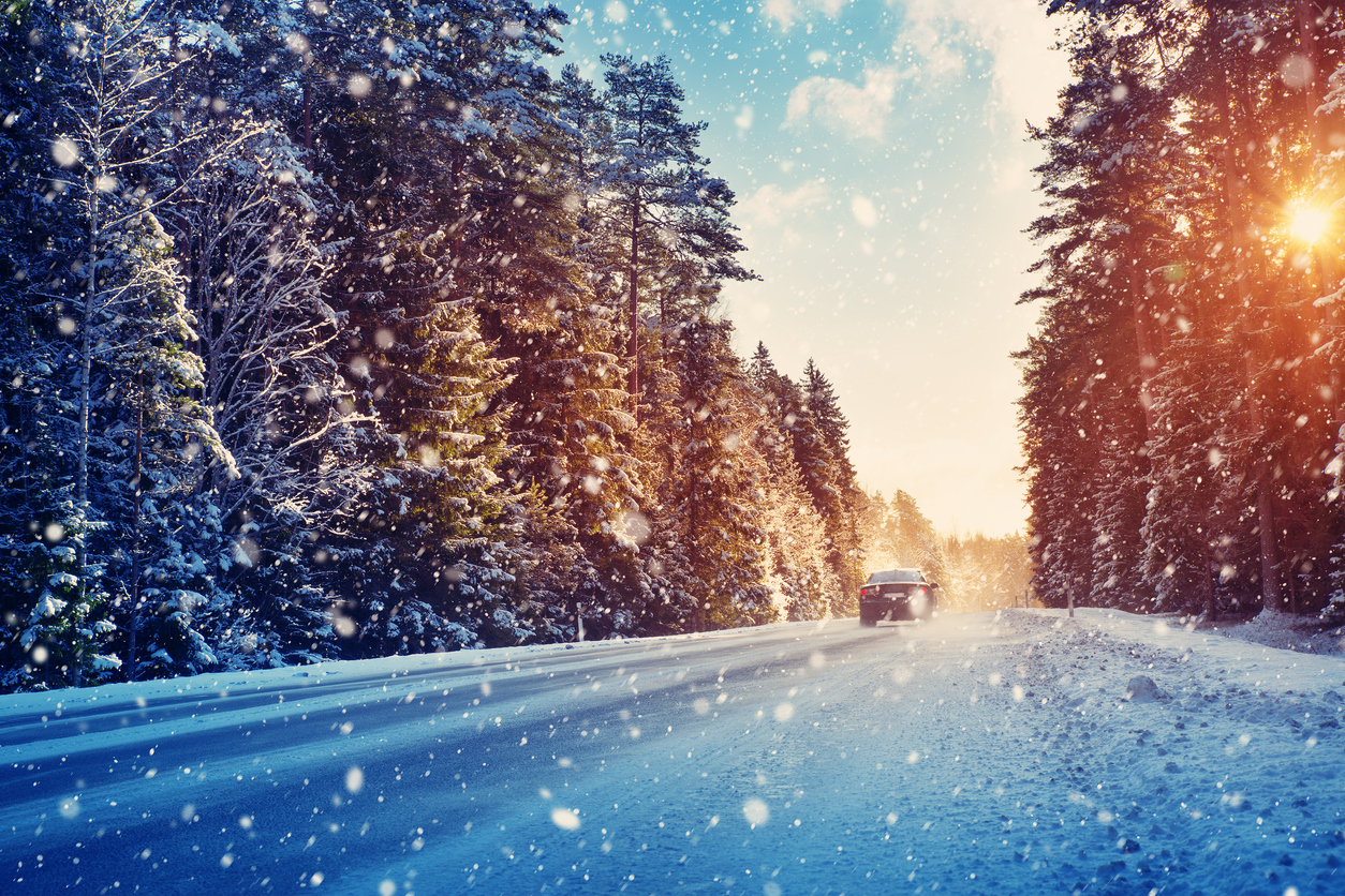 What NOT to Do When Driving in Winter