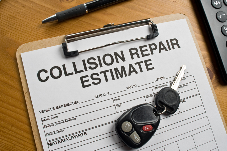Reasons Why Auto Body Shop Estimates Vary